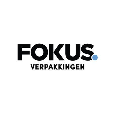 Logotyp för Fokus Verpakkingen
