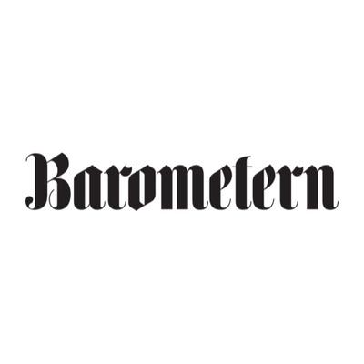 Logotyp för Barometern