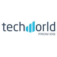 Logotyp för TechWorld