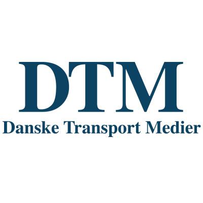 Danske Transport Medier's logotype