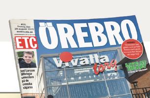 ETC Örebro - Print LOKAL