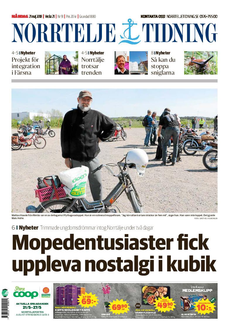 norrtelje tidning kontakt