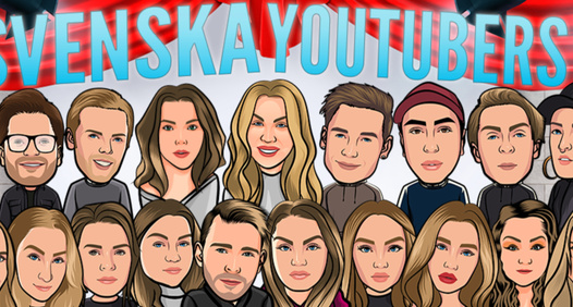 Svenska Youtubers's coverbillede