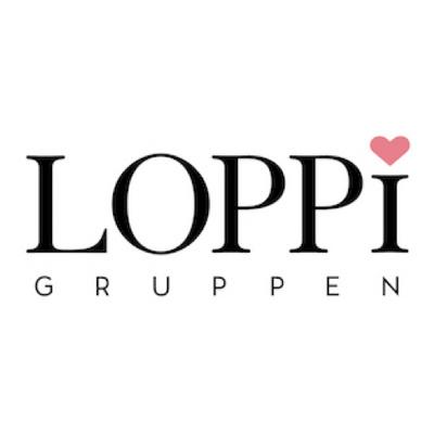 LOPPIgruppen's logotype