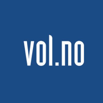 Vol.no's logotype