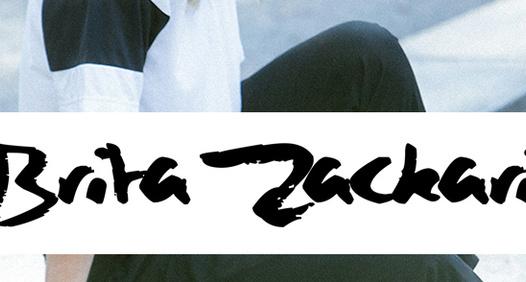 Omslagsbild för Brita Zackari