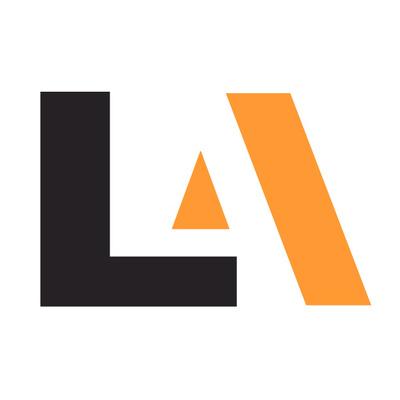Lyngdals Avis's logotype