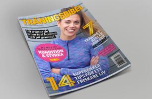 Print Magazine Träningsbibel