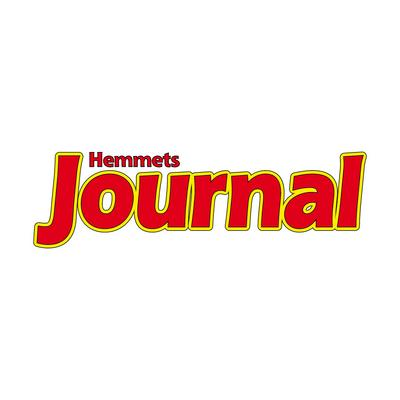 Hemmets Journal's logotype