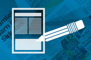 Innholdsmarkedsføring papiravisen