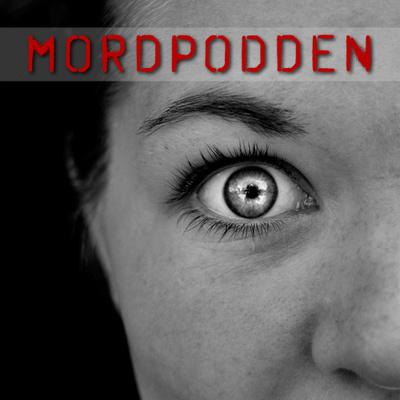 Logotyp för Mordpodden