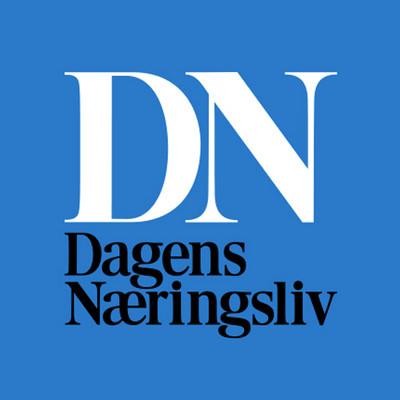 Dagens Næringsliv's logotype