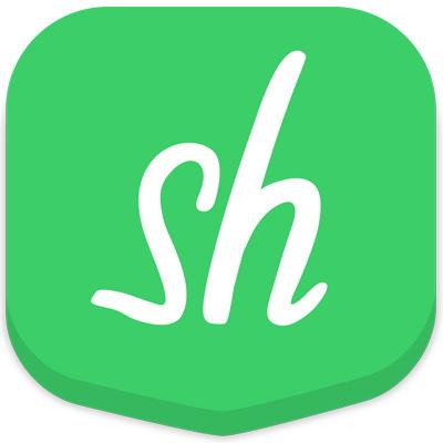 Shpock's logotype
