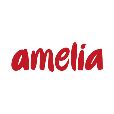 Logotyp för amelia