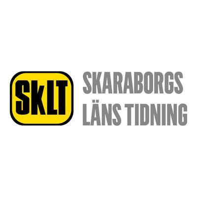 Logotipo de Skaraborgs Läns Tidning