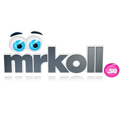 Logotyp för Mrkoll
