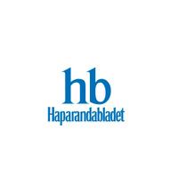 Logotyp för Haparandabladet