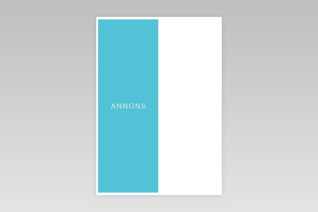 1/2 Half Page - Vertical
