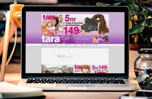Desktop advertising