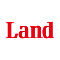 Land's logotype