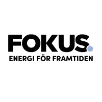 Logotyp för Fokus Energi för framtiden