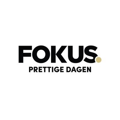 Logotyp för Fokus Prettige Dagen