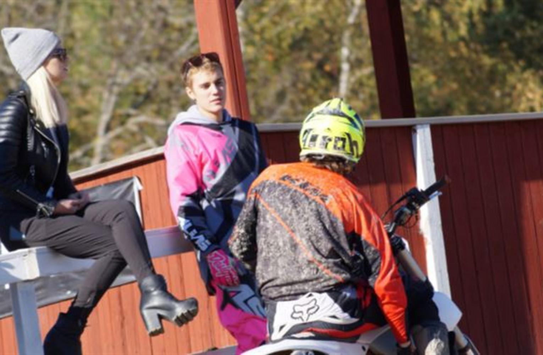 Justin Bieber Motorcross Stockholm, 2016