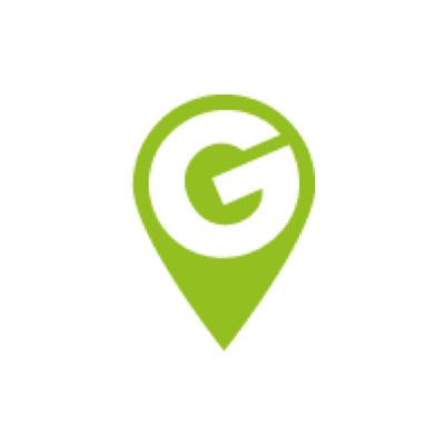 Gardermoen.no's logotype