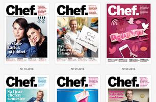 Tidningen Chef