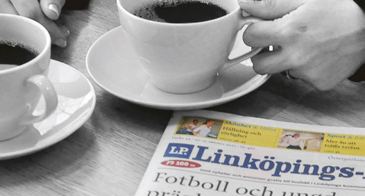 Linköpings-Posten's cover image