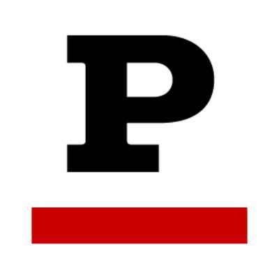 Logotyp för Politiken