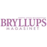 Logotyp för Bryllupsmagasinet Norway