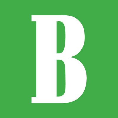 Bygdebladet's logotype