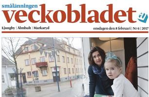Veckobladet 2015 Smålänningen