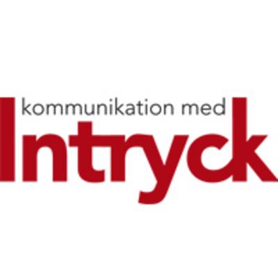 Intryck's logotype