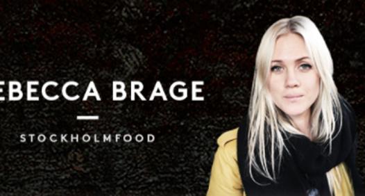 Omslagsbild för Rebecca Brage