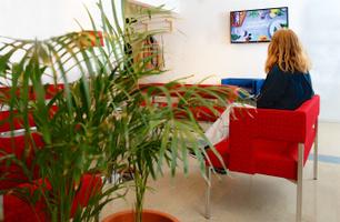 Väntrums-TV