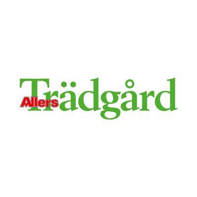 Logotyp för Allers Trädgård