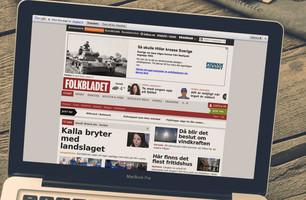 Display (vk.se och folkbladet.nu)