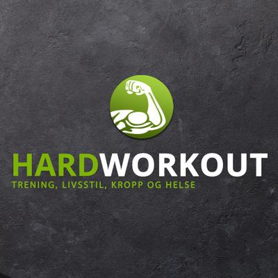 Hardworkout.nos logo