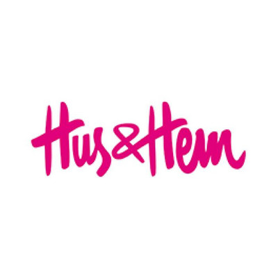 Hus & Hem's logotype