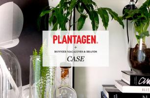 Ändra case-omslag  Plantagen + Bonnier Magazines & Brands