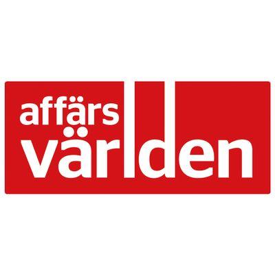 Logotyp för Affärsvärlden