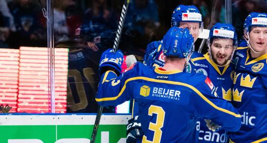 Svenska Ishockeyförbundet's cover image