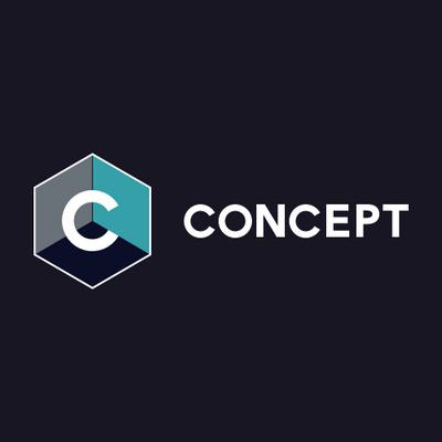 Logotyp för Concept Nordic