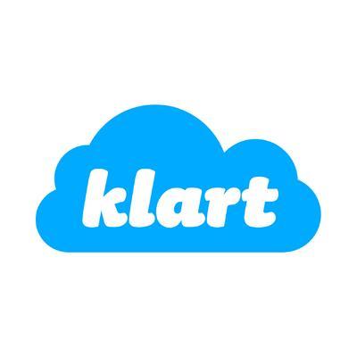 Logotyp för Klart