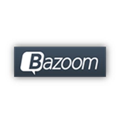 bazoom.dk's logotype