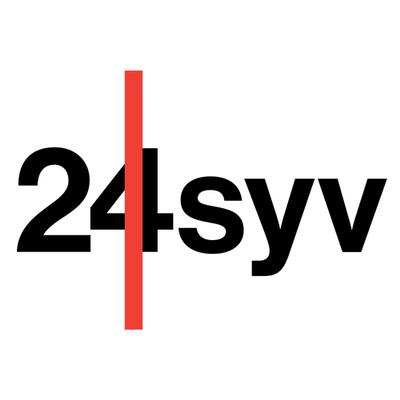 24syv's logotype