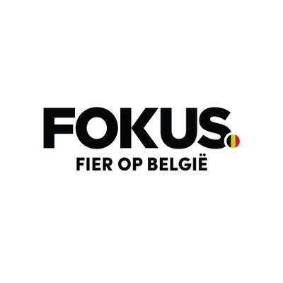 Logotyp för Fokus Fier op Belgie