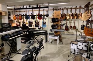 Musiikkiliike Musatalo tavoittaa Torin kautta musiikin harrastajat ympäri Suomen